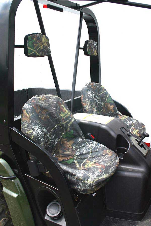 Arctic Cat Prowler Seat Covers with Headrest Covers