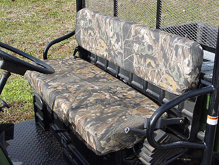 Kawasaki Mule 2510 3010 4000 Bench Seat Covers