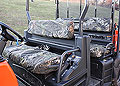 Kubota RTV 1140 Seat Covers with Head Rest Covers (Full Set)
