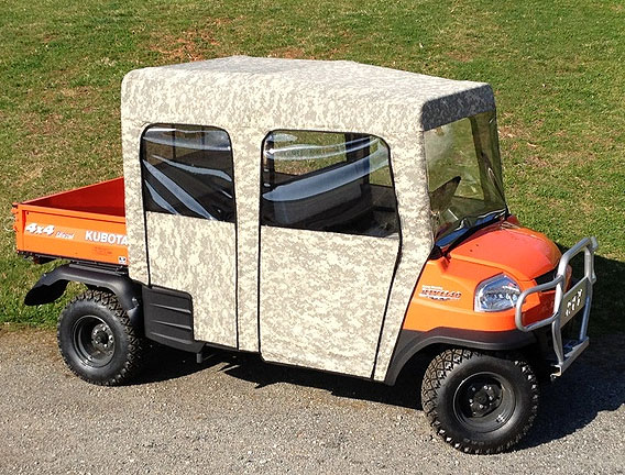 Kubota RTV 1140 Full Cab Enclosure