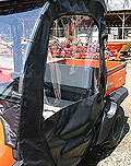 Kubota RTV 400 / RTV 500 Side Enclosures (Set)