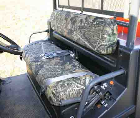 Kubota RTV 900 Bench Seat Cover thru 2010