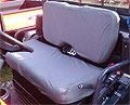 Kubota RTV 900XT Bench Seat Covers (2011 and Up)