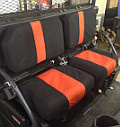 Kubota RTV X900 and X1120 Bench Seat Covers
