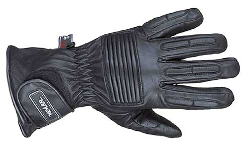 Kevlar Gloves w/Thinsulate Lining & Velcro Strap