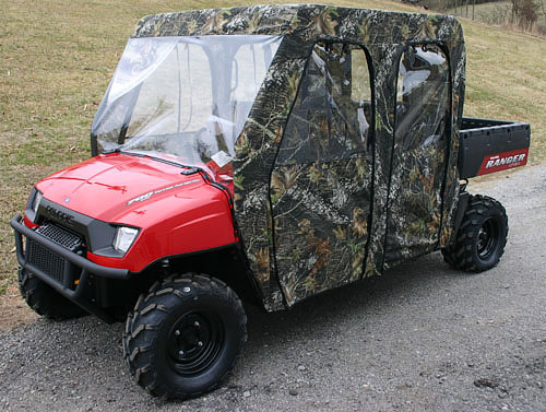 Polaris Ranger Crew Full Cab Enclosure