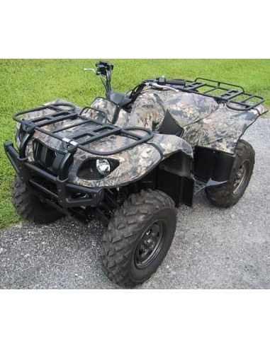 Yamaha Grizzly Camo Fender Cover Kit