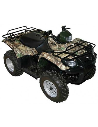 Suzuki Vinson Camo Fender Cover Kit
