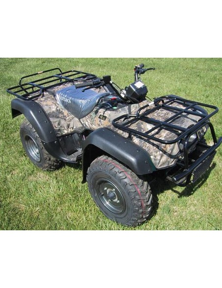 Suzuki King Quad Camo Fender Cover