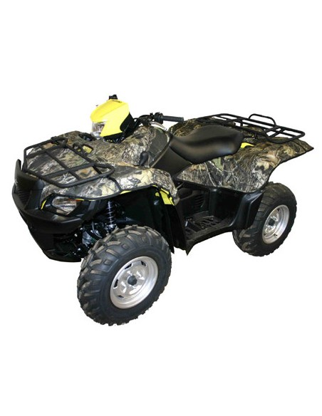 Suzuki King Quad Camo Fender Cover 2005 and newer