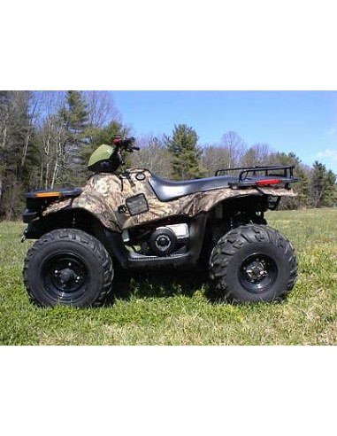 Polaris Explorer 300 / 400 Camo Fender Covers