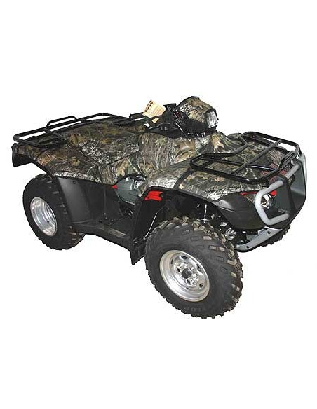 Honda Foreman 500 Camo Fender Covers
