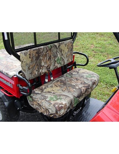 Kawasaki Mule 550 Bench Seat Covers