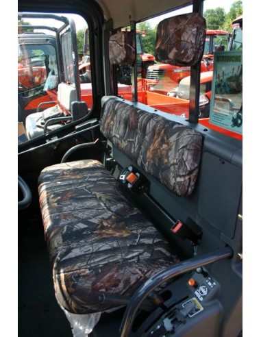 Kubota RTV 1100 Seat and Head Rest Covers