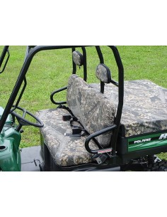Polaris Ranger Seat and Headrest Covers