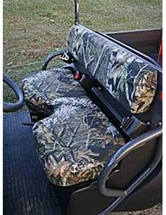 Kubota RTV 400 500 Bench Seat and Backrest Covers