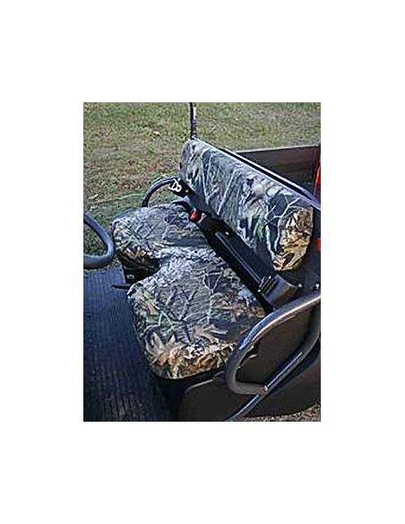 Kubota RTV 400 500 Bench Seat and Backrest Covers