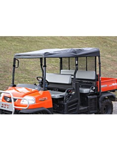 Kubota RTV1140 Soft Roof Cap Top Cover