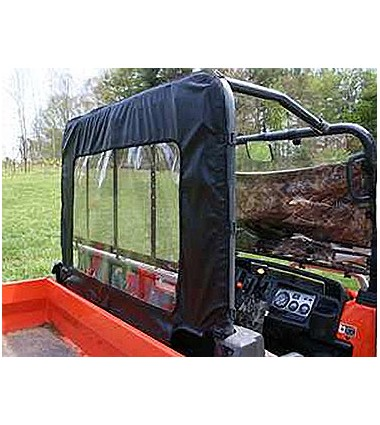 Kubota RTV 400/500 Rear Windshield Windjammer