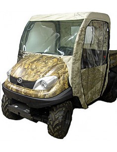 Kubota RTV500 Full Cab Enclosure