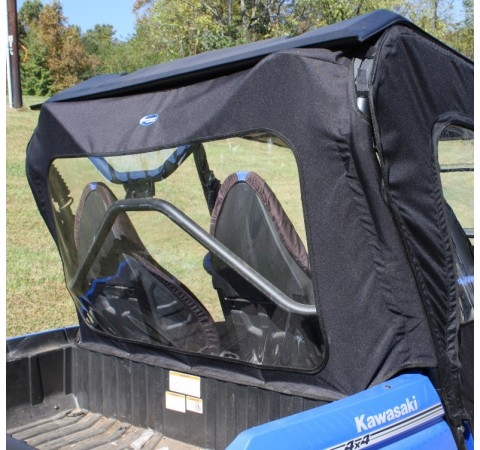 Kawasaki Teryx 4 Rear Windjammer with window