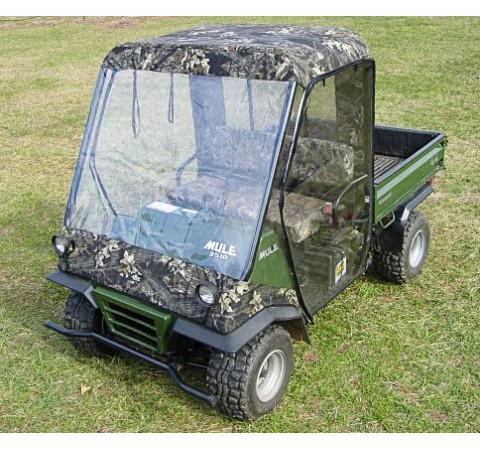 Kawasaki Mule 2500/2510 Full Cab Enclosure
