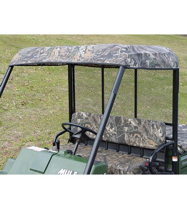 Kawasaki Mule 2500/3000/4000 Series Roof Cap Top Cover