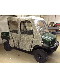 Kawasaki Mule Transport 4010 Full Cab Enclosure