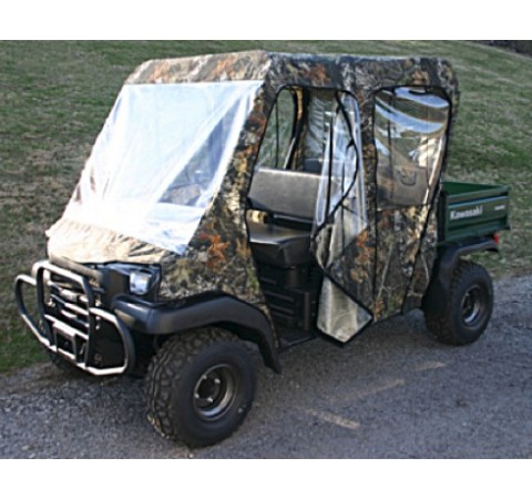 Kawasaki Mule Transport 3010 Full Cab Enclosure