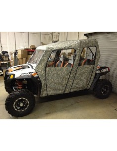 Polaris RZR4 Full Cab Enclosure 2014-Older Models