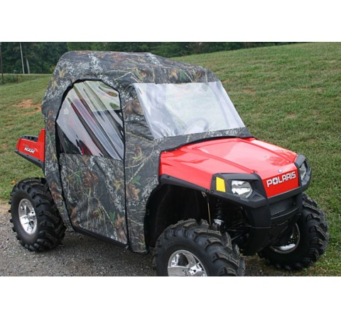 Polaris Ranger RZR Full Cab Enclosure 2014-Earlier
