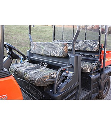 Kubota RTV1140 Seat Covers with Head Rest Covers Set