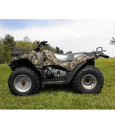Kawasaki Prairie 300/400 ATV Camo Fender Cover Kit