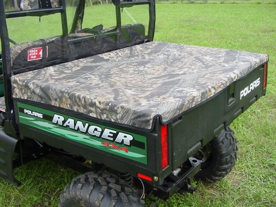 polaris ranger full size utv bed cover