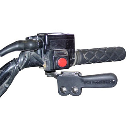 ATV Quad Thumbuddy Pro Throttle Extender by All-Rite