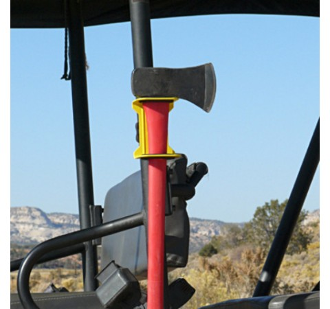 Rack Rider ATV Striking Tool Axe Sledge Hammer Holder