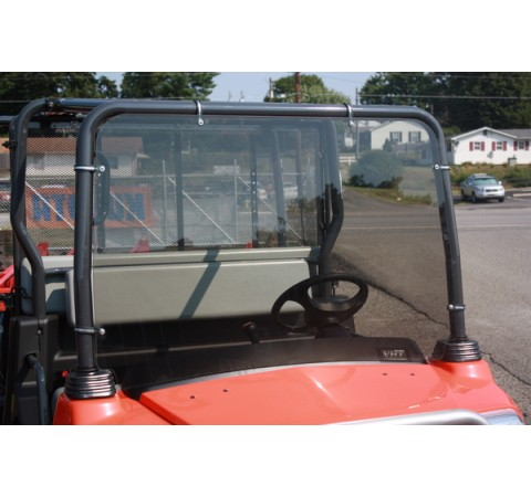 Kubota RTV 1140 Hard Coated Polycarbonate Front Windshield