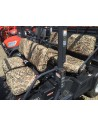 Kubota RTV X1140 Seat Cover Set Kit Camo, black or grey