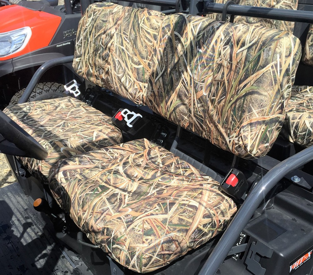 Kubota Rtv X1140 Seat Cover Set Kit