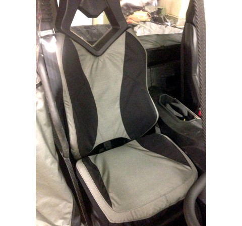 Can Am Commander Seat Cover Set
