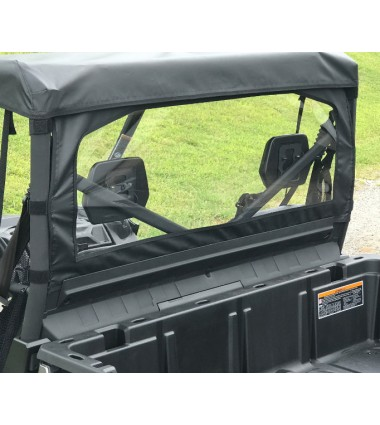 Can Am Defender UTV Rear Windshield Windjammer
