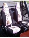 Polaris RZR 4 Seat Covers 2014-Earlier