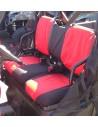 Polaris Ranger XP 900 One Piece Backrest Seat Covers