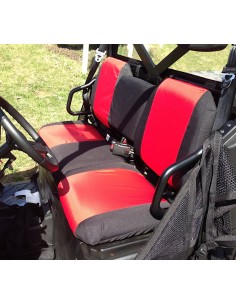 Polaris Ranger XP 900 60/40 Backrest Seat Covers