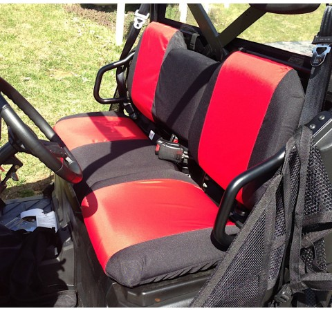 Polaris Ranger XP 900 60/40 Backrest Seat Covers