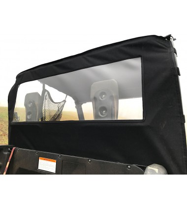 Honda Pioneer 700 Side-by-Side Rear Windjammer with Windshield