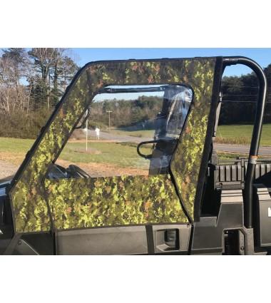 Kawasaki Mule Pro FX Side Enclosures