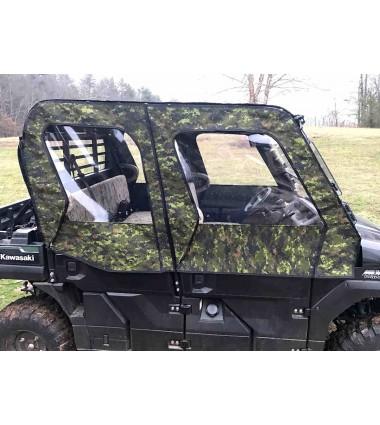 Kawasaki Mule Pro FXT Side Enclosures