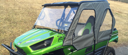 Full Soft UTV Cab Enclosures