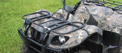 ATV Camo Fender Covers